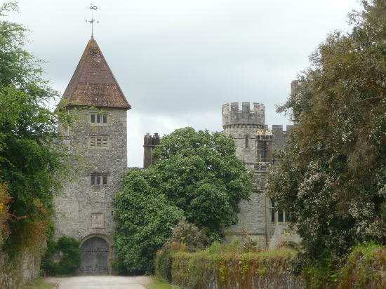 Lismore Castle Gardens & Gallery: Lismore castle entrance