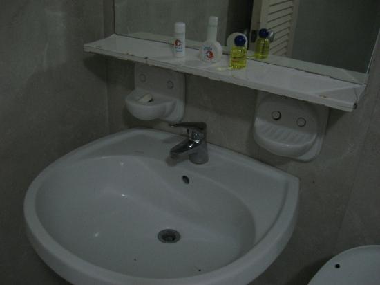 Tropicoco Hotel: Hotel Tropicoco. Bathroom
