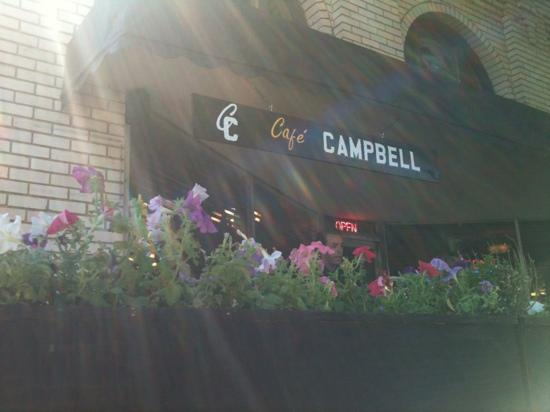 Welcome to Cafe Campbell!