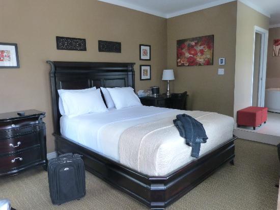 Motel des Cedres: trés confortable