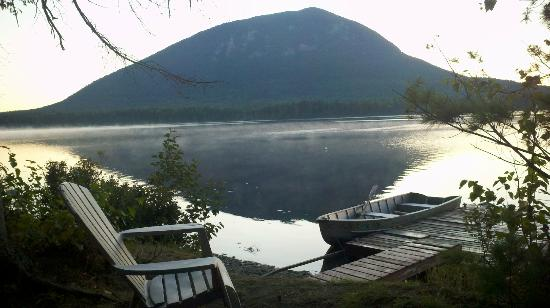 Spencer Pond Camps: just relax!