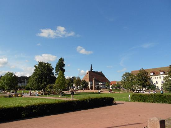 Marktplatz: piazza di Freudenstadt