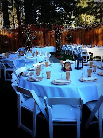 Passaretti's Italian Restaurant: Al Fresco 1181 - Wedding Venue Reception