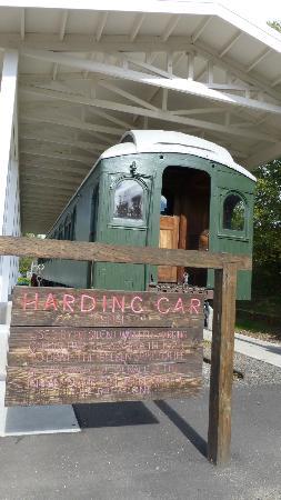 Pioneer Park: Harding Car
