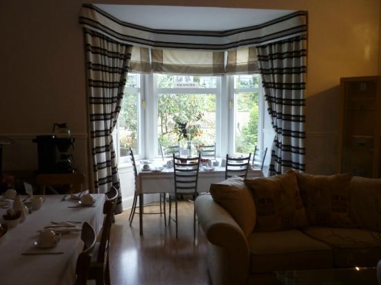 Dalmore Lodge Guest House: Sala Colazione
