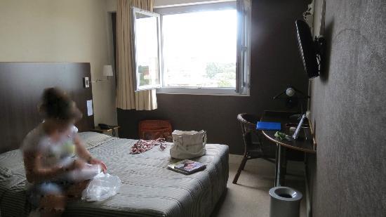 Hotel de la Vendee: camera