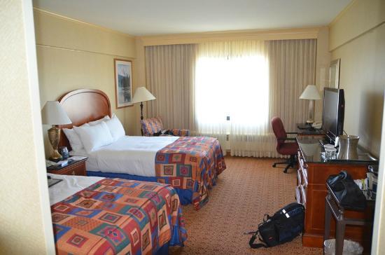 Granville Island Hotel: Room 1