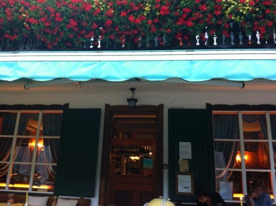 Ristorante Lago Pianozes: Il ristorante