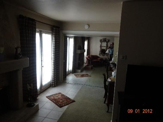 Ingleside Inn: Room closet