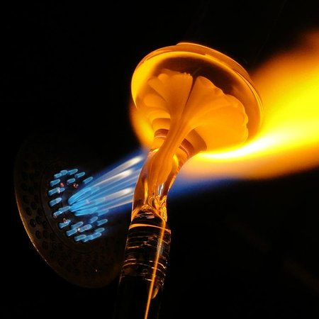 Glassworks: Flameworking Photo