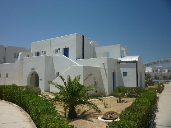 Djerba Sun Club: villas