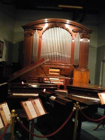 Musical Museum: Organ