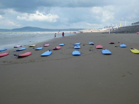 Surf School Wales: time for games!!