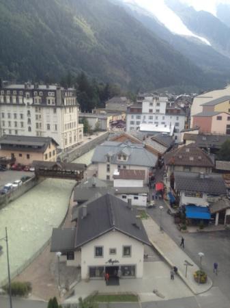 Alpina Eclectic Hotel: depuis la chambre