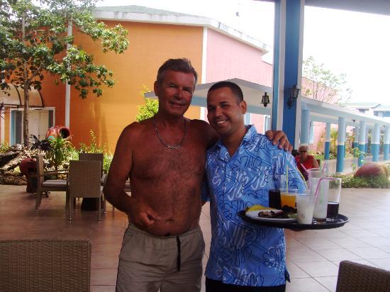 Hotel Playa Coco: lobby bar