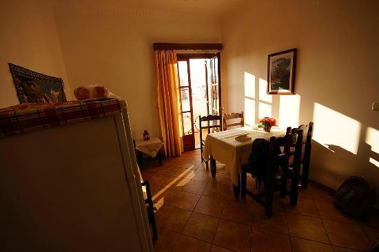 Polydefkis Apartments: Mycket fina lägenheter