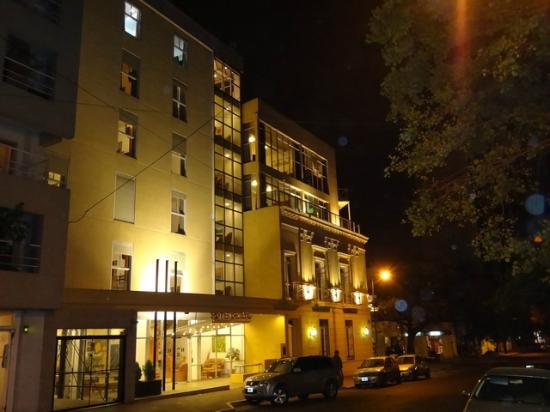Hotel del Sol: AREA EDIFICIO ANEXO NOCTURNO
