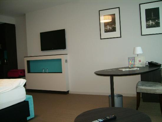 Thon Hotel EU: habitacion