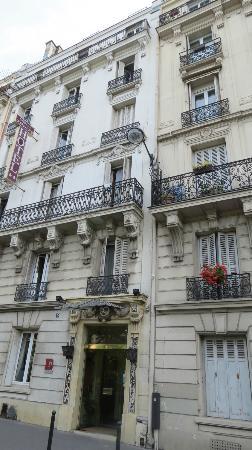 Hotel du Square d'Anvers: .