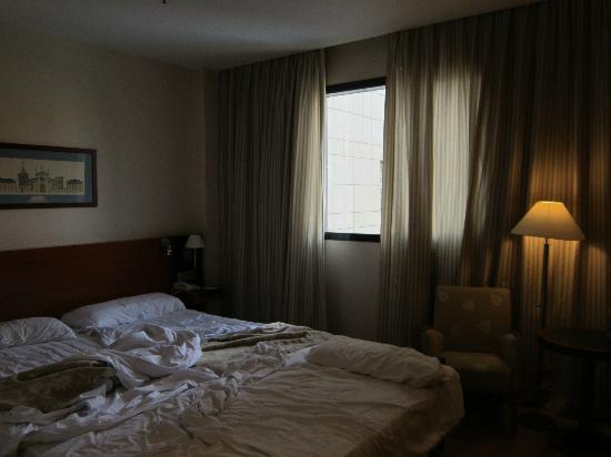 Tryp Valencia Oceanic Hotel: Habitación triple