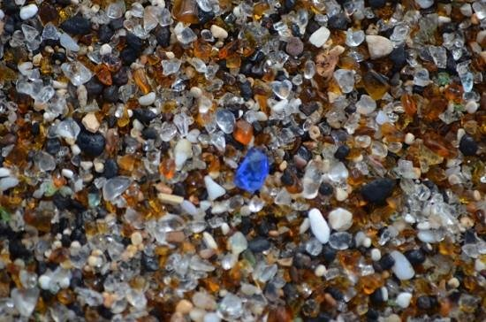 Glass Beach -Kaua'i