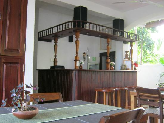 Unawatuna Nor Lanka Hotel : Bar