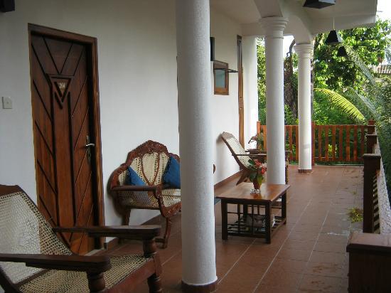 Unawatuna Nor Lanka Hotel : The hotel