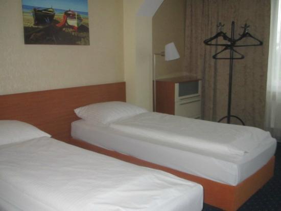 Bellevue  Park Hotel Riga: Habitación doble con supletoria