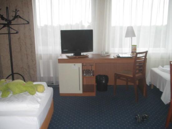Bellevue  Park Hotel Riga: Habitación triple