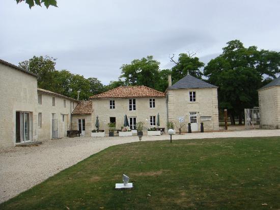 Hotel Domaine Du Griffier : Domaine des Griffiers
