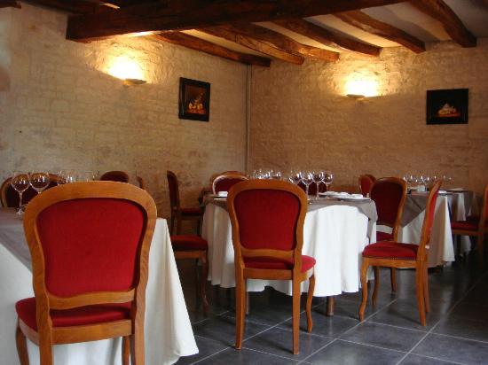 Hotel Domaine Du Griffier : Salle à Manger