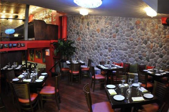 The Cuban Restaurant and Bar: Rock Room