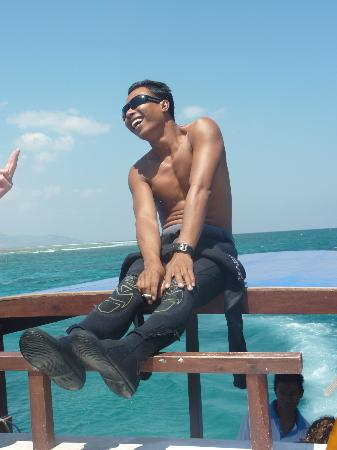 Gili Scuba Diving: Wayan