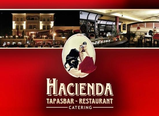 HACIENDA Tapasbar - Restaurant: LOGO