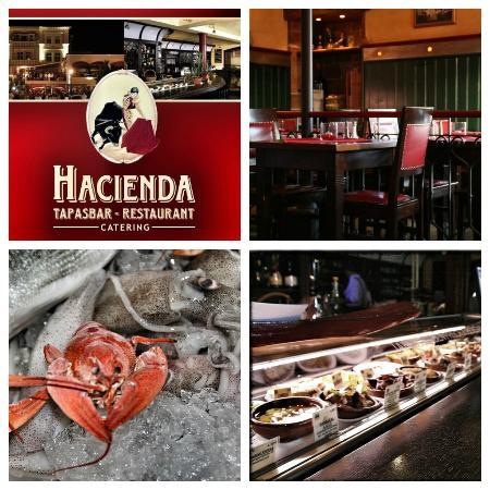HACIENDA Tapasbar - Restaurant: ...