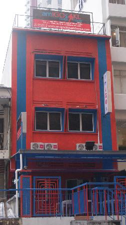 Amigos KL Guest House : Hotel Exterior