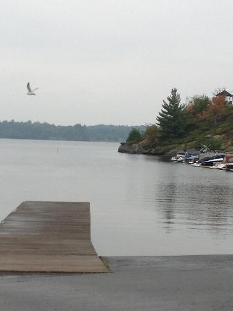Residence Inn by Marriott Gravenhurst Muskoka Wharf: Lake Muskoka