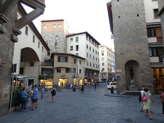 Pitti Palace al Ponte Vecchio : Alentours de l'Hotel