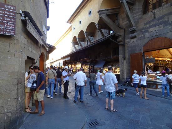 Pitti Palace al Ponte Vecchio : Autour de l'Hotel