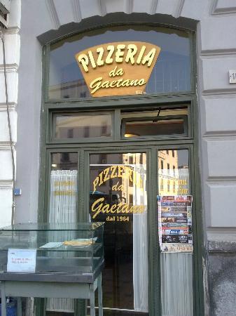 Pizzeria da Gaetano : La nostra pizzeria