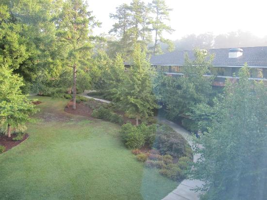 Woodlands Hotel & Suites - Colonial Williamsburg: Beautiful Scenery from window 3
