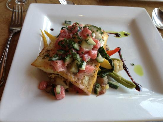 Bare Bones Bistro: Halibut