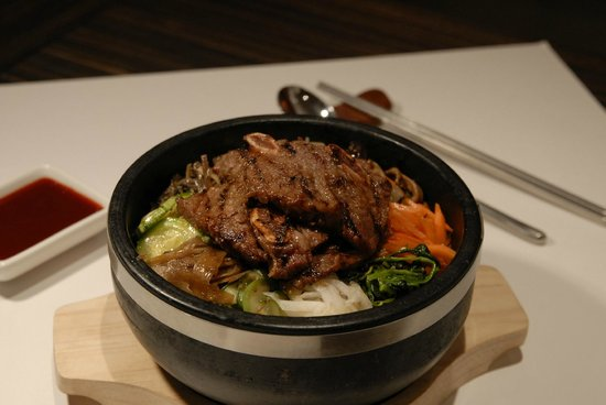 Bi Bim Bap Korean Stone Bowl