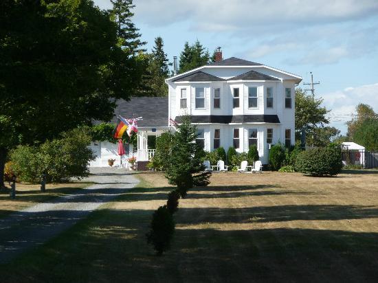 The Parrsboro Mansion Inn: Parrsboro Mansion Inn