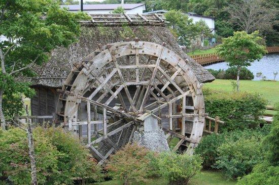 Teshikaga-cho, Japan: 水車小屋