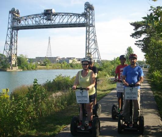 Niagara Segway Tours