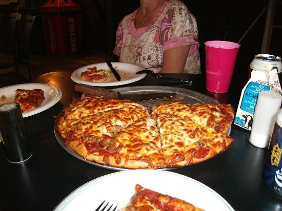 Janes Boardwalk Pizza: Do you want pizza.