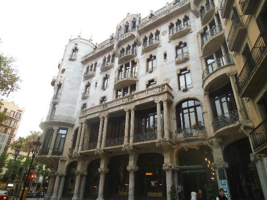 Hotel Casa Fuster: CF
