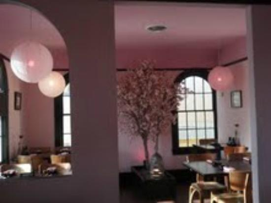 Geisha: Dining Area