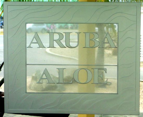 The ARUBA ALOE BALM Factory